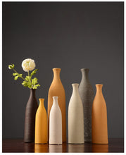 Load image into Gallery viewer, Nordic Dried Flower Ceramic Vase