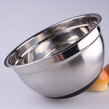 Load image into Gallery viewer, Stainless Steel Mixing Bowl
