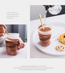350ml Creative Mug Cat Paws