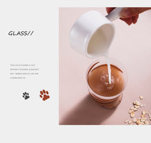 Load image into Gallery viewer, 350ml Creative Mug Cat Paws