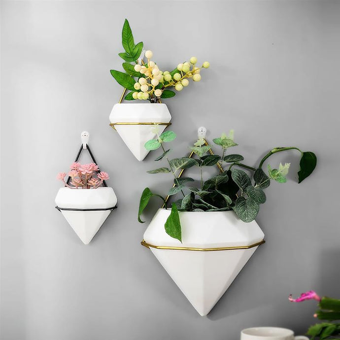 Wall Hanging Planter Pot