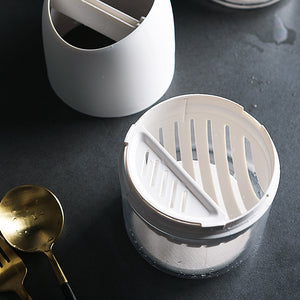 Kitchen Sink Cutlery Holder & Drainer