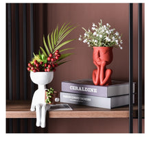 Load image into Gallery viewer, Character Portrait Flower Pot