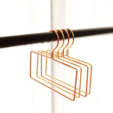 Load image into Gallery viewer, Rose Gold Iron Hangers Wall Hook