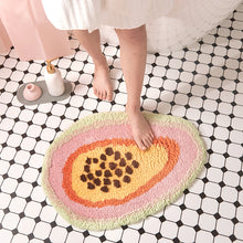 Load image into Gallery viewer, Papaya Area Rugs Bathroom