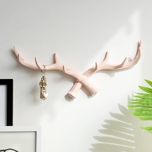 Deer Antler Wall Hook