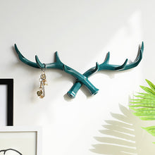 Load image into Gallery viewer, Deer Antler Wall Hook