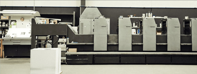 Interesting Facts About Commercial Print Equipment