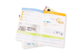 4pp A5 Folded Brochures