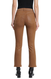 Lennon High Rise Cropped Boot Cut