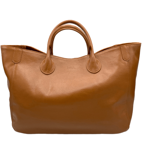 Classic Medium Leather Bag - RainTree Boutique