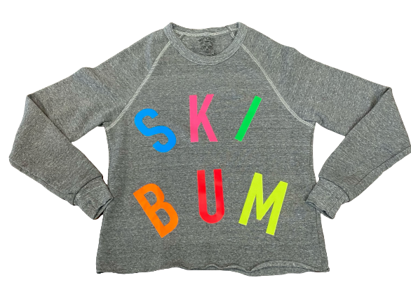 Fleece Crew Ski Bum