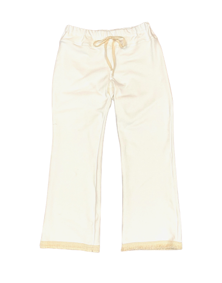 Cotton Pull On Pants