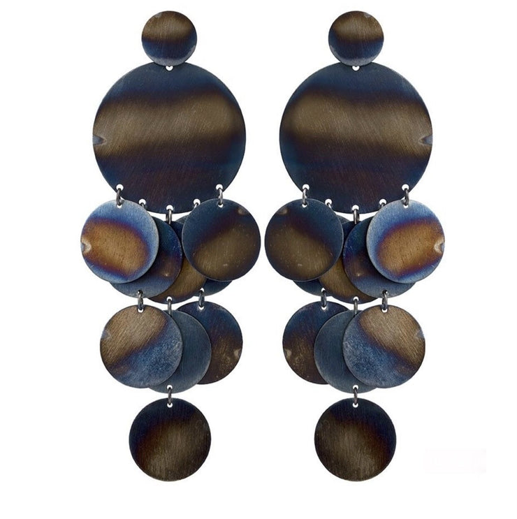 Carmelita Earrings - RainTree Boutique