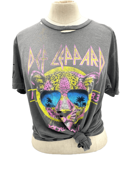 Def Leppard Tee Shirt - RainTree Boutique