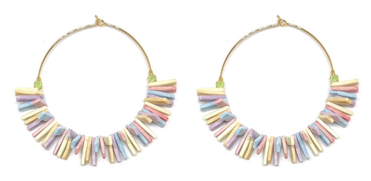 SoCo Hoop Earrings