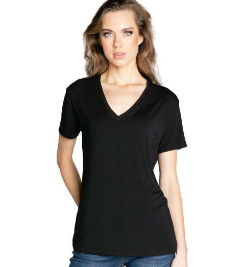 Paris V-neck Tee