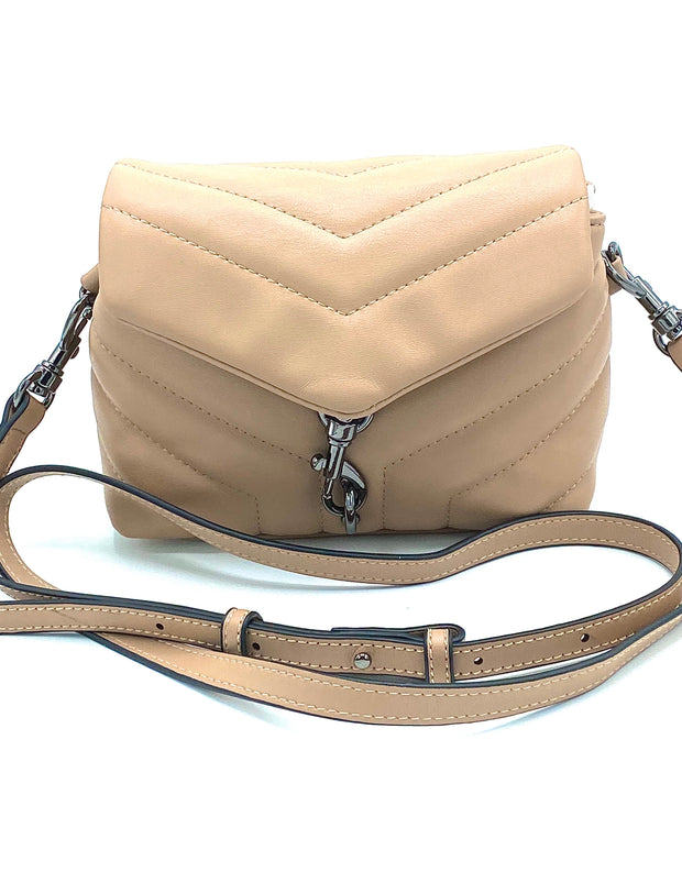 Quilted Crossbody - RainTree Boutique