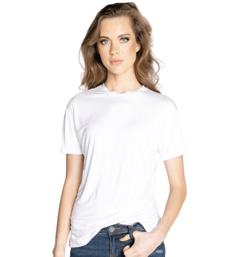 London Crew Neck Tee - RainTree Boutique
