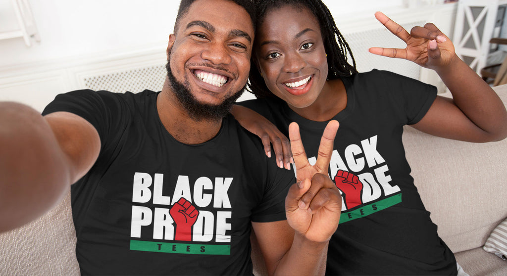 Black Pride T-shirts