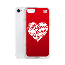 Load image into Gallery viewer, Black Love Magic - iPhone Case