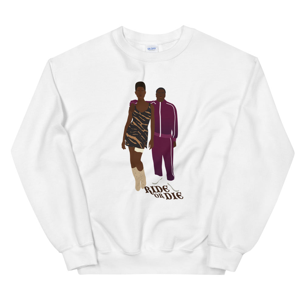 Ride or Die Sweatshirt (4476662284373)