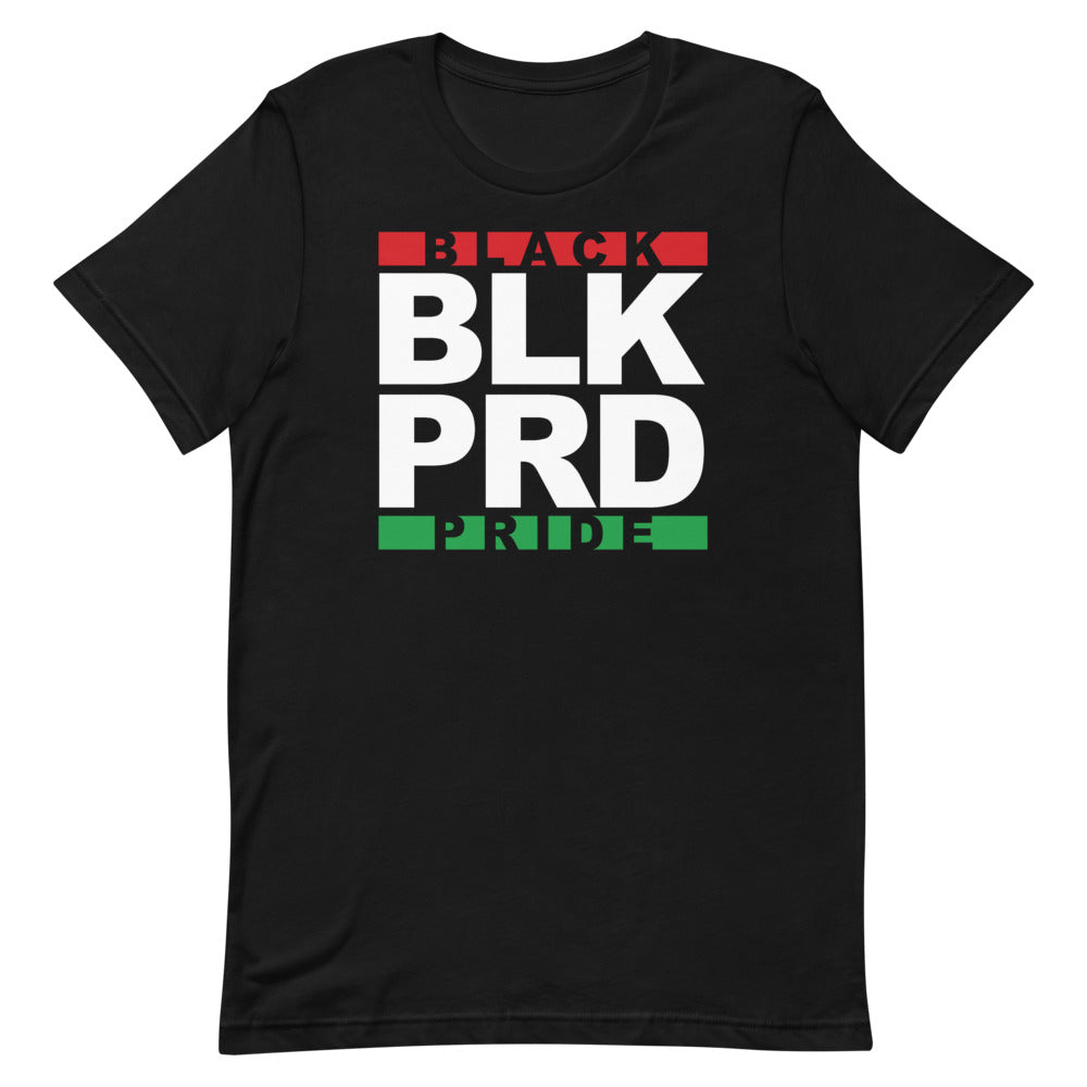 Black Pride - Old School Hip Hop Edition T-shirt
