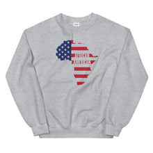 Load image into Gallery viewer, USAfrica Sweatshirt (4476675817557)