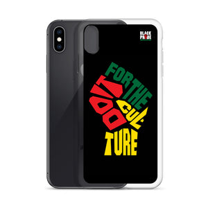 Do it For The Culture - iPhone Case