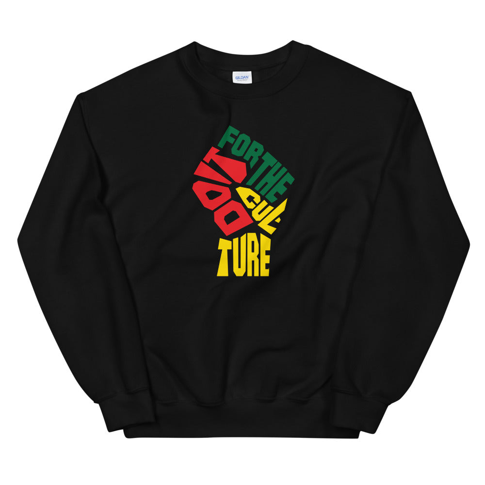 Do It For The Culture Sweatshirt (4475346026581)