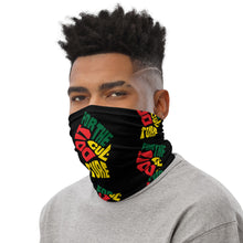 Load image into Gallery viewer, Do It For The Culture Neck & Face Mask