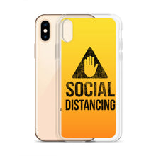 Load image into Gallery viewer, Social Distancing - iPhone Case