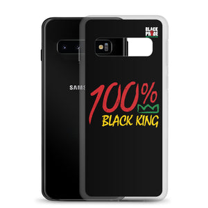 100% Black King - Samsung Case