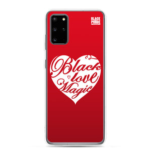 Black Love Magic - Samsung Case