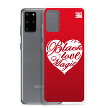 Load image into Gallery viewer, Black Love Magic - Samsung Case