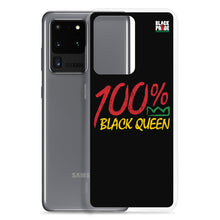 Load image into Gallery viewer, 100% Black Queen - Samsung Case