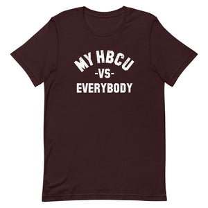 My HBCU vs. Everybody