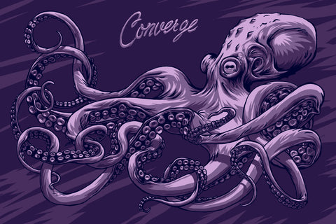 Converge Octopus Poster