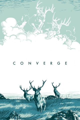 Converge Stag Poster