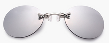 Load image into Gallery viewer, Matrix Style Sunglasses - Silver