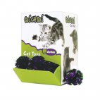 Our Pets Company Go Cat Krinkle Puff Toy 1 Count