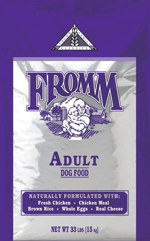 Fromm Classic Adult Recipe