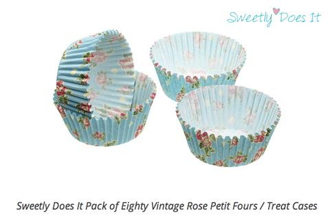 Kitchen Craft Caissettes à petits fours vintage x 80