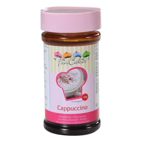 FunCakes Arôme alimentaire Cappuccino 100 g