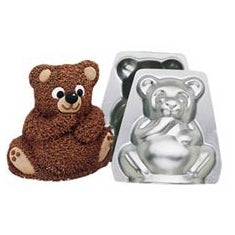 Wilton Moule mini ourson 3D