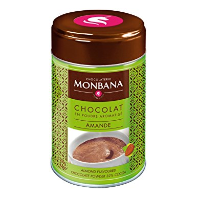 Monbana Almond Chocolate Powder - 250g