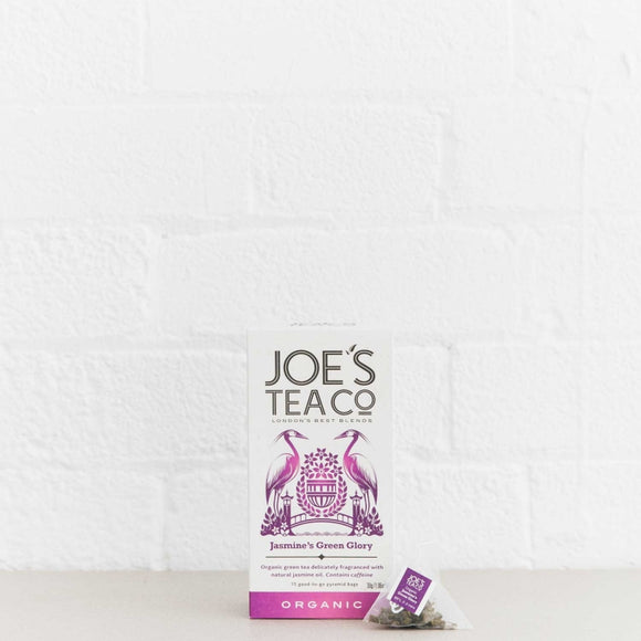 Organic Jasmine's Green Glory Tea