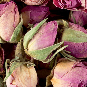 Dammann Frères Loose Leaf Tea - Rose Buds 100g - Vanilla Chef