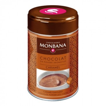 Monbana Caramel Chocolate Powder - 250g