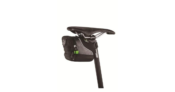 Merida Saddle Bag Black 600D